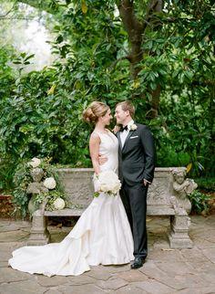 Black tie wedding  | Amanda Watson Photography http://southernweddings.com/2016/08/30/elegant-marlsgate-plantation-wedding-by-amanda-watson/