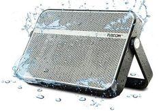 Turcom delivers pair of handheld water resistant Bluetooth speakers