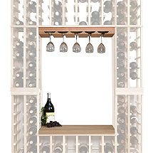 Vintner Series Wine Rack - Glass Rack & Table Top Insert