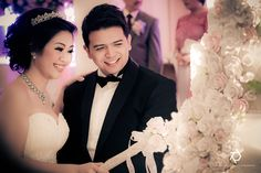 Many love and I could share through this photo and those smiles,, happy wedding Marcell and Irene