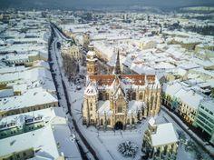 St. Elisabeth Cathedral, Košice