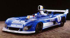 Matra MS670 -  Elle remporta les 24h du Mans en 1972, 1973 et 1974, notamment aux mains d'Henri Pescarolo. Et le V12 3-litres est l'un des moteurs les plus mélodieux de l'histoire automobile.