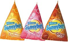 Glug, Razz and Sunnyboy!  Good times on a hot day!