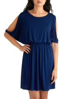 Blue dress, $44.99