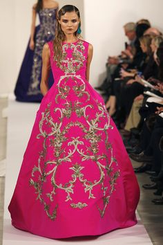 #oscardelarenta  #dress