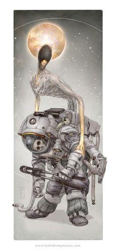 The Skull Art of Keith Thompson: http://skullappreciationsociety.com/the-art-of-keith-thompson/ via @Skull_Society