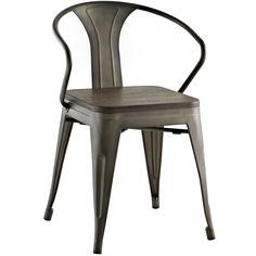 Panora Bamboo Dining Chair Brown