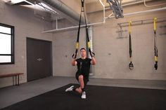 Best Moves on the TRX Suspension Trainer | TRX