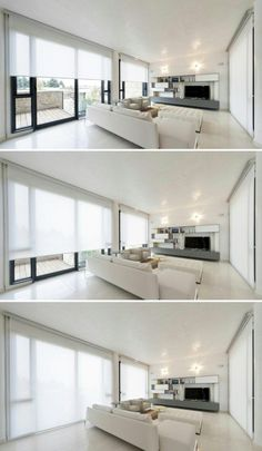 9 Wondrous Cool Tips: Living Room Blinds Master Bath wooden blinds design.Fabric Blinds Design blinds and curtains boho.Bamboo Blinds Roll Up. Modern Window Coverings, Bathroom Window Coverings, Modern Window Treatments, Bathroom Blinds, Kitchen Blinds, Master Bathroom, Indoor Blinds, Patio Blinds, Diy Blinds