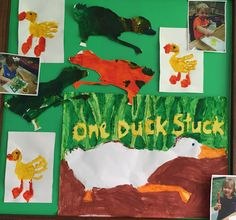 One Duck Stuck project