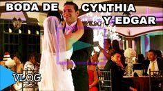 Boda de Cynthia y Edgar | QUEHAYHOYPIPE
