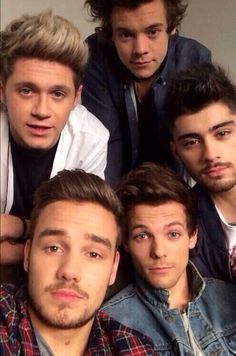One Direction Selfie