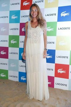 El camarin Girl Fashion, Womens Fashion, Lacoste, Formal Dresses, My Style, Summer, Tuesday, Ideas, Party Dresses