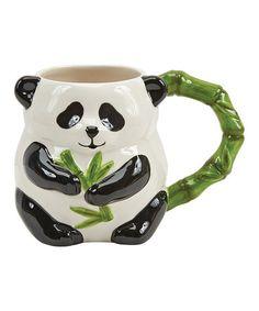This Panda Mug is perfect! #zulilyfinds