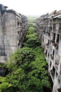Los 33 lugares abandonados más bellos del mundo (fotos) | Rincón Abstracto