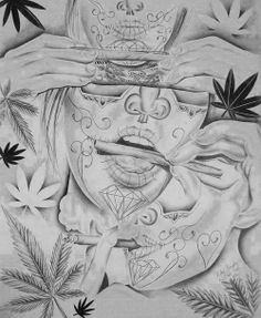 Dope Pencil Work