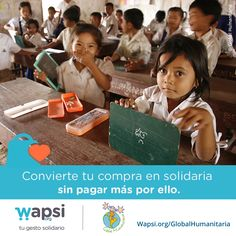 Una nueva ONG con la q colaborar vía @Wapsi_org es @ghumanitaria, 15 años trabajando x los derechos de la #infancia pic.twitter.com/uyv0syVHxK