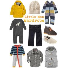 """Little Man Wardrobe"" by schuelove on Polyvore"
