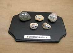 Rock Family Plaque Craft: Crafts for Kids – Homemade Father's Day Gifts  Cards - Kaboose.com