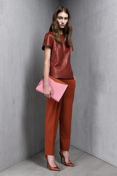 Narciso Rodriguez | Pre-Fall 2013 Collection | Style.com