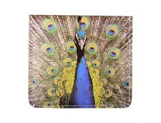 Roozt - - Proud Peacock Condom Case-$9.99 Help artists pursue their passions with every purchase!