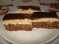 Süssünk, főzzünk valamit!: Finom diós süti (Cseh tészta)