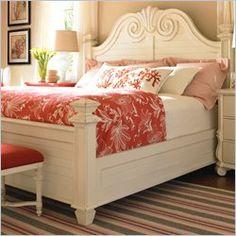 Lexington Long Cove Southampton Panel Bed