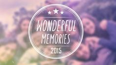 Wonderful Memories Slide Show | After Effects Template