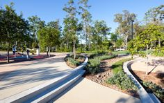 Regional playground developed in close collaboration with Ipswich City Council to ensure it meets the recreational needs of both the local c...