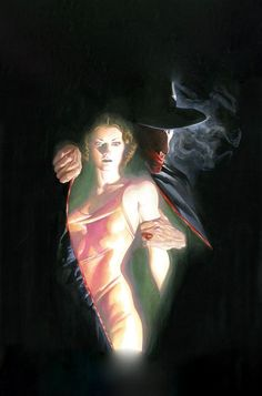 The Shadow and Margo Lane