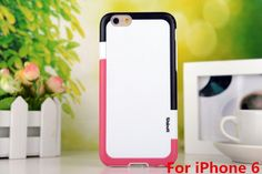 "NEW Hybrid Ultra Thin Armor Case For iphone 6 6S 4.7 inch & Plus 5.5"" Hight Quality Fashion Brand Soft TPU Phone Bag Back Cover"