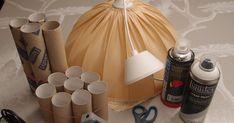 Olen joskus sanonut, että minulle ei tarvitse tyhjiä vessapaperirullia säästää, kun en tee niistä mitään, mutta toisin kävi. Olin ystäväni l... Tool Organization, Organizing Tools, Icing, Diy And Crafts, Handmade, Home Decor, Clever, Paper, Hand Made