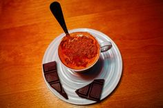 Winter Coffee by Sanjin Jukic has reached Popular on  Ceylon Cinnamon, Winter Coffee, Organic Chocolate, Popular, Tableware, Photography, Life, Art, Dinnerware
