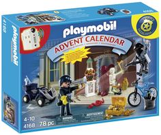 Playmobil Police Advent calendar 2014 @PlaymobilUK