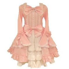 This looks like it should be a cosplay dress