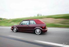 Vw Mk1, Volkswagen Golf, Golf 1 Cabriolet, Mk 1, Convertible, Vehicle, Rabbit, Classic, Art