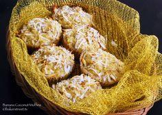 Muffin Monday: Banana Coconut Muffins