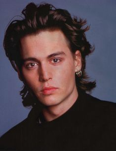 Johnny Depp - Photoshoot 1989
