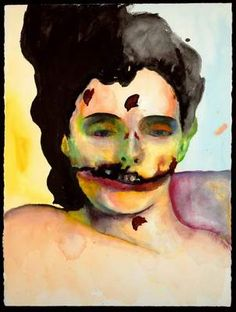 You mean to tell me this is the Black Dahlia AND it's by Marilyn Manson? Pure awesome.