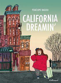 California dreamin' par Pénélope Bagieu