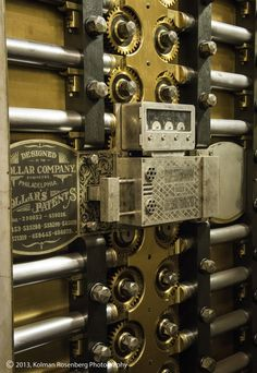 Smith Security Vault Doors - Times are hard. Burglaries and trespasses have become more rampant. Antique Safe, Bank Safe, Safe Door, Safe Vault, Vault Doors, Smart Door Locks, Banks Vault, Steampunk Design, Vaulting