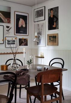 Beyond Words Small Kitchen Remodel Ranch Ideas Simple and Crazy Ideas: Kitchen Remodel Plans Bedrooms kitchen remodel on a budget l shaped. Mismatched Dining Chairs, Dining Room Chairs, Kitchen Chairs, Dining Tables, Table Lamps, Kitchen Decor, Home Interior, Interior Design, Interior Plants