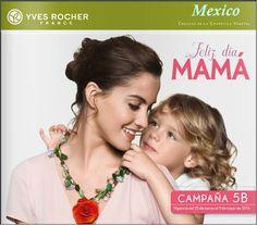 Catalogo de Yves Rocher campaña 5 2016 Mexico. Ofertas Dia de la Madre. Cosmeticos Yves Rocher