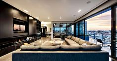 Cubo Penthouse, #luxury and #urban #lifestyle in #Melbourne