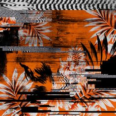 Digital Glitch Pattern Pack by ILOVEDUST , via Behance