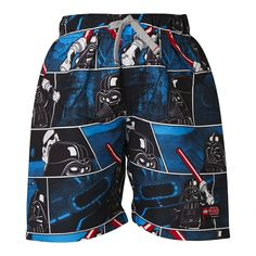 LEGO wear chlapecké plavky Star Wars Pax 454 | Freeport Fashion Outlet