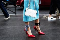 The 3 Types of Heels You Will Need This Autumn via @WhoWhatWearUK