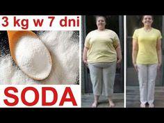 Soda Oczyszczona Spala Tłuszcz - Skuteczne Odchudzanie Sodą Oczyszczoną - YouTube