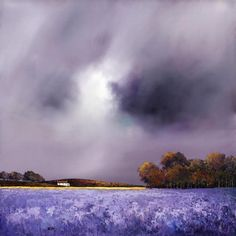 Purple Haze by Barry Hilton. Love this artist