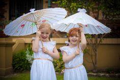 Flowergirl photos, flowergirl dresses, flowergirls at a wedding, destination weddings, weddings in Australia, wedding day.